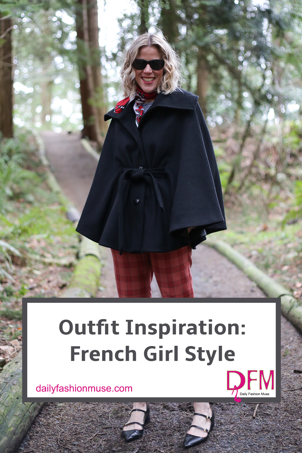 Ooh La La French Girl Style Daily Fashion Muse